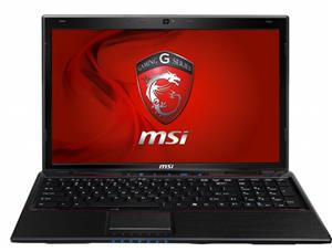 MSI GE60-Core-i7-8GB-1TB-2GB